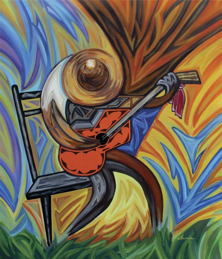 Original- Arturo Velarde