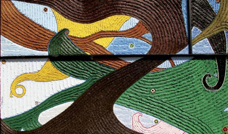 Natura- Oil on Canvas Original Edgar Morales