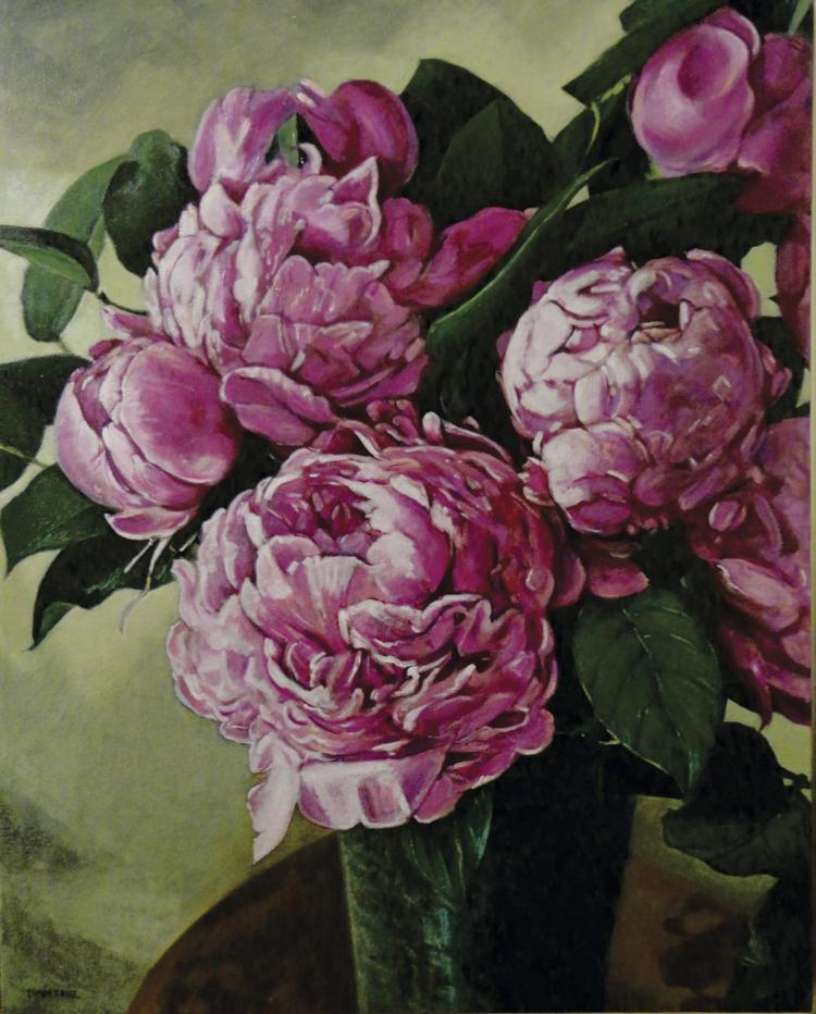 Original Oil on Canvas by Ramon Ruiz