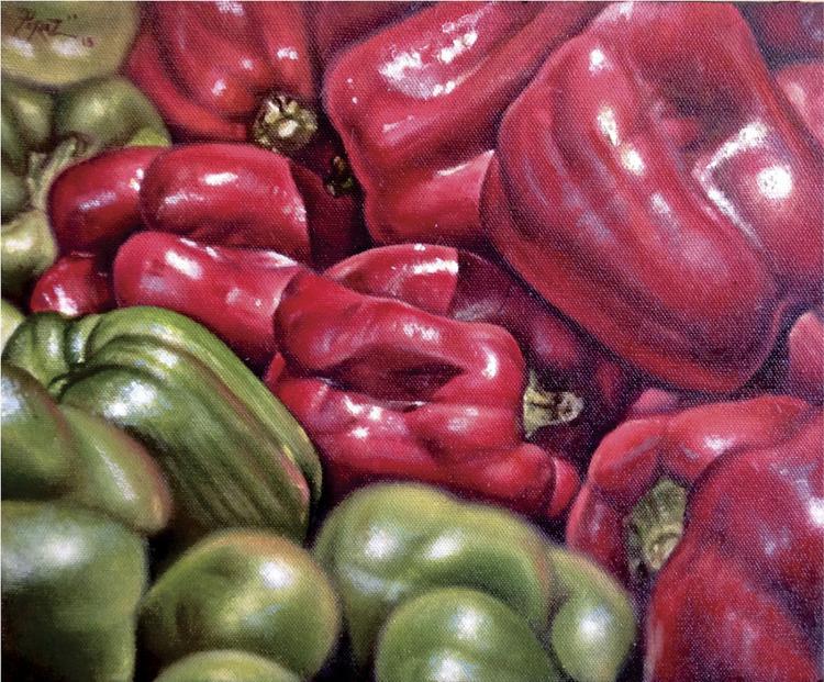 Oil on Canvas Original- Diego Perez