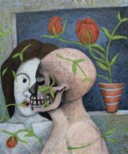 Original Oil on Canvas by Arthur Romani