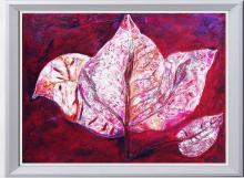 Original Acrylic on Canvas by E.C.