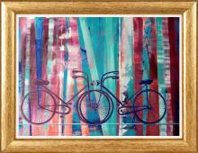 Original Acrylic on Canvas by Teresa Suarez