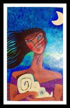 Original Acrylic by Bueno
