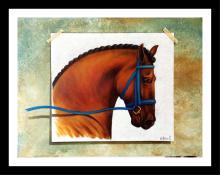 Original Acrylic on Canvas by Laura Bueno