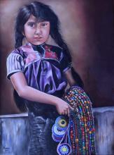 Original Oil on Canvas, by Maria Noemi Garifas.