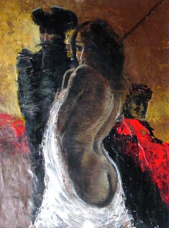 Strangers Of The Night-Original Ramirez Aguilar