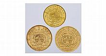 Gold coins, South Africa