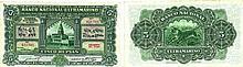 Paper Money - Portuguese India 5 Rupias 1938