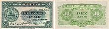 Paper Money - Timor 10 Avos 1940
