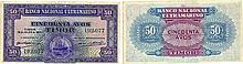 Paper Money - Timor 50 Avos 1940