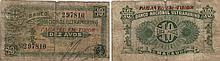 Paper Money - Timor 10 Avos N/D (1920)