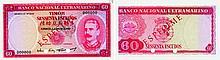 Paper Money - Timor 60$00 1959 ESPÉCIME