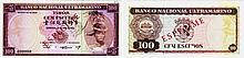 Paper Money - Timor 100$00 1963 ESPÉCIME