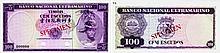 Paper Money - Timor 100$00 SPECIMEN