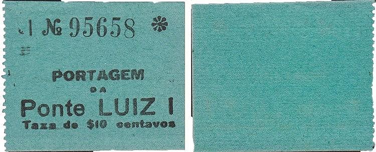 Cédula - Porto 10 Centavos N/D
