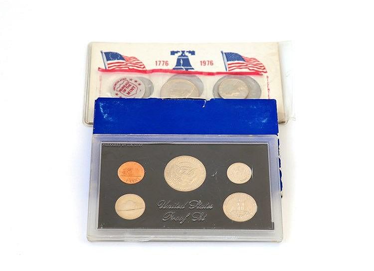 U.S.A. - 4 portfolios 1968-1976