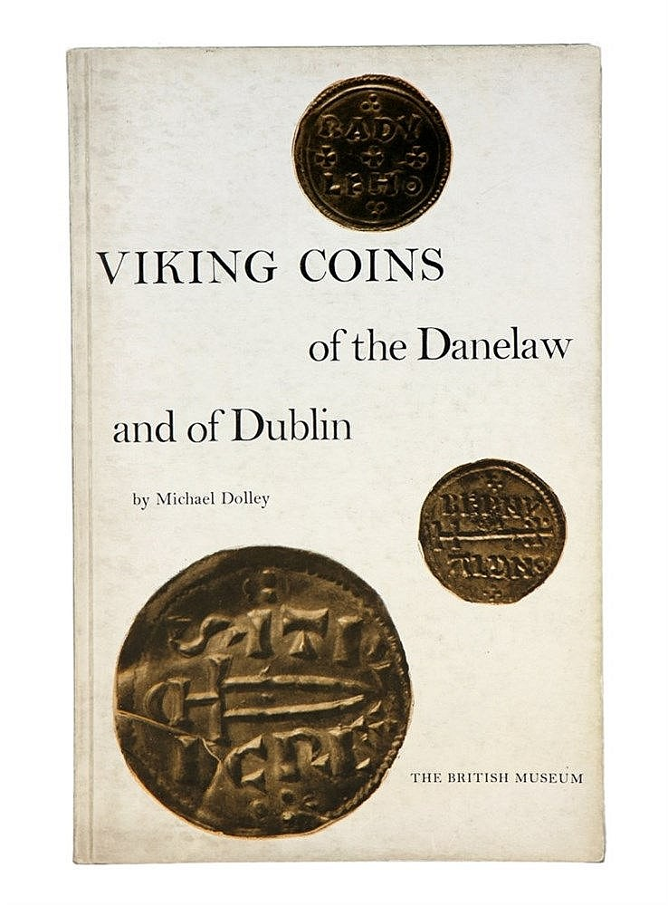 Book - Viking Coins of the Danelaw and of Dublin