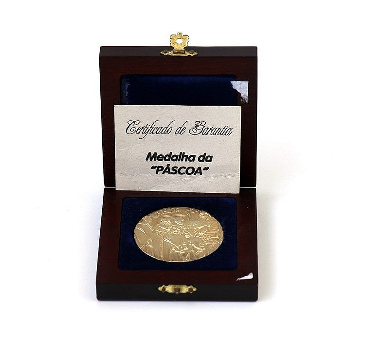 Portugal - Medal - Páscoa nd (séc. XX)