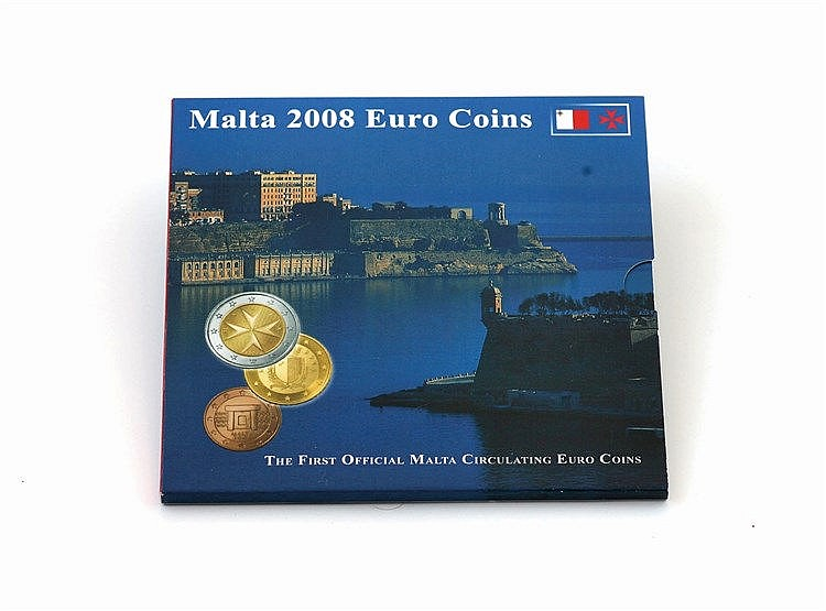 Malta - Series BNC 2008