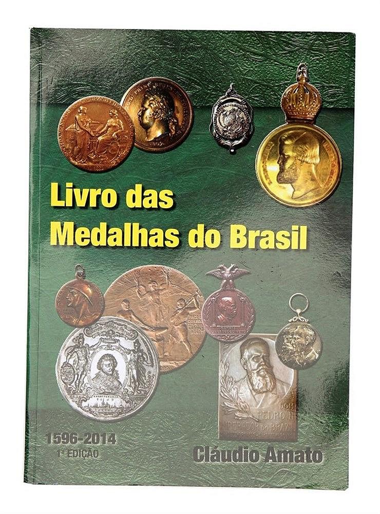 Book - Livro das Medalhas do Brasil