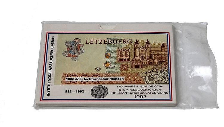 Luxemburgo - Serie BNC 1992