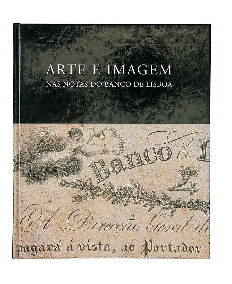 Book - Arte e Imagem nas Notas do Banco de Lisboa