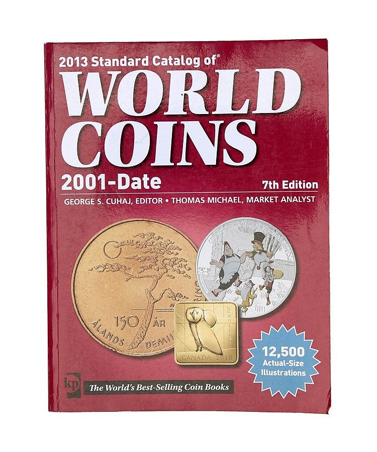Book - World Coins