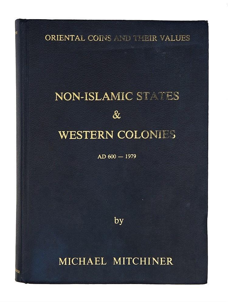 Book - Non-Islamic States & Western Colonies, RARE