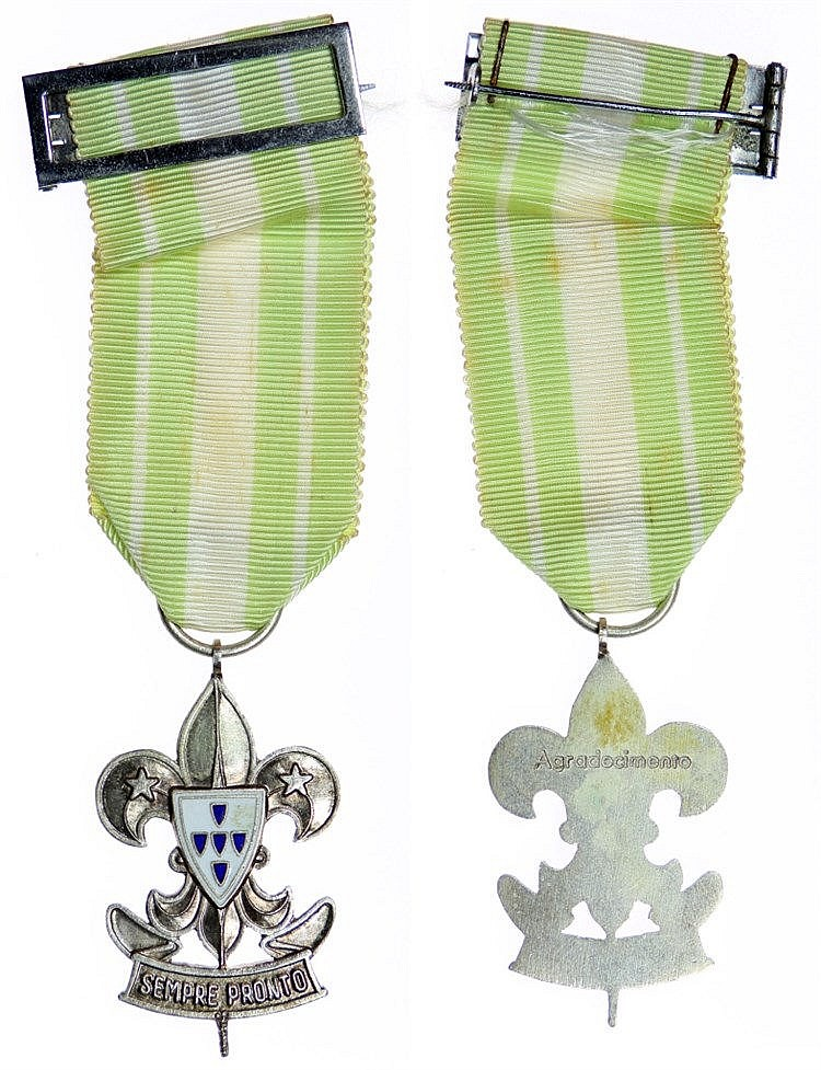 Portugal - Medal - Escuteiros, Séc. XX