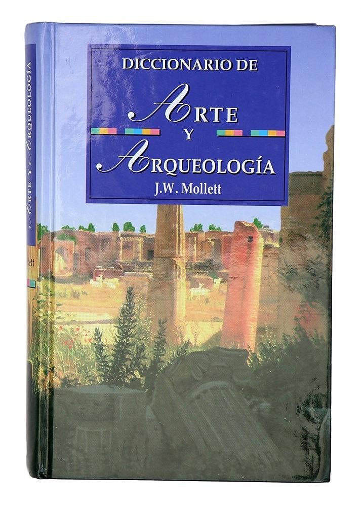 Book - Diccionario de Arte y Arqueología