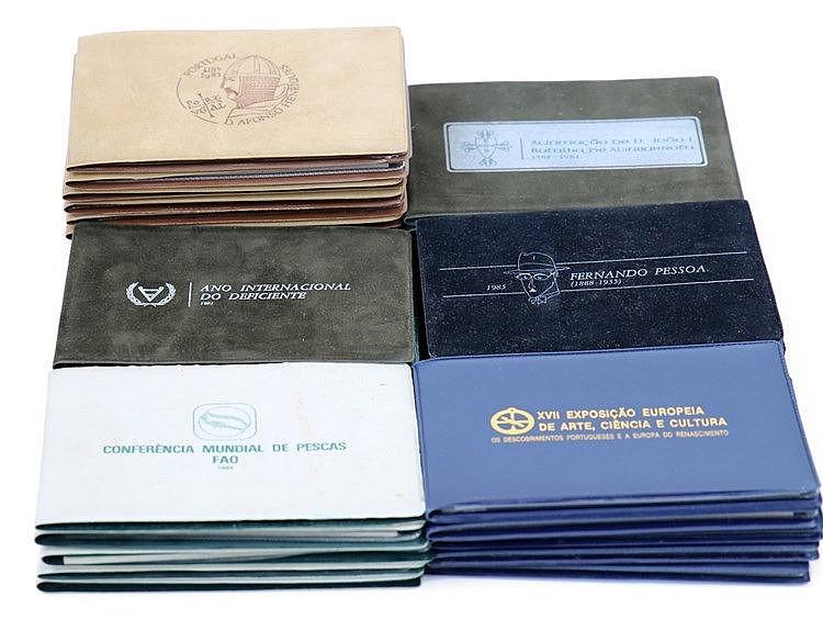 Portugal - Republic - 34 portfolios BNC 1981-1986