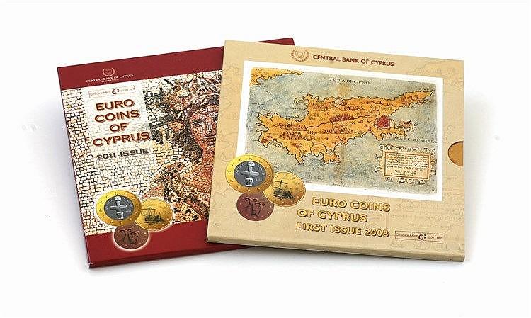 Chipre - Series BNC 2008, 2011