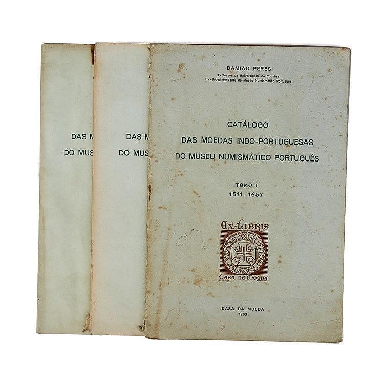 Book - Catálogo das Moedas Indo-Portuguesas do Museu Numismático
