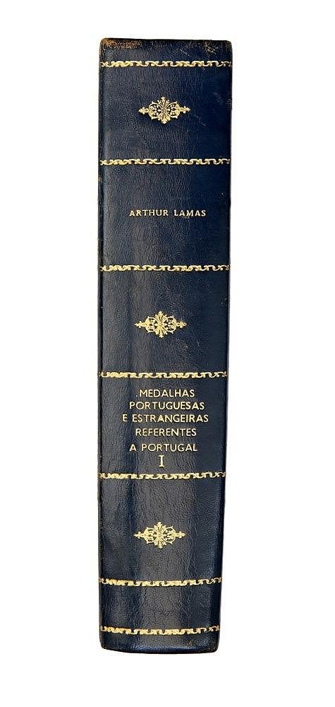 Book - Medalhas Portuguesas e Estrangeiras referentes a Portugal
