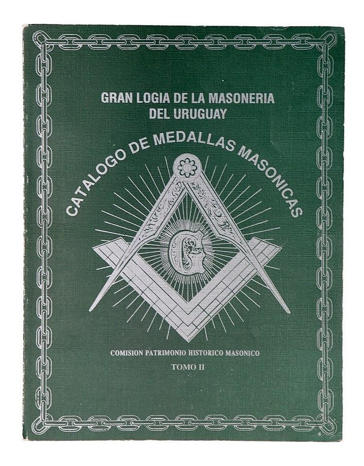 Book - Catalogo de Medallas Masonicas (del Uruguay)