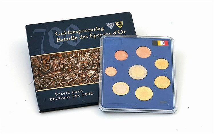Belgium - Series BNC 2002 (2)