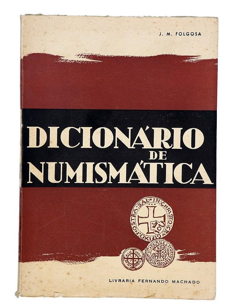 Book - Dicionário de Numismática
