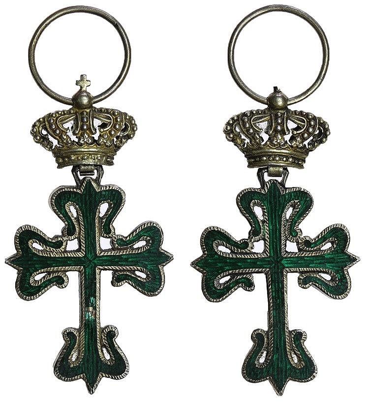 Portugal - Medal - Medalha da Ordem de Aviz séc. XIX/XX