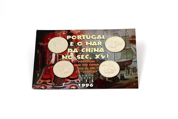 Portugal - Republic - Série Descobrimentos BNC 1996