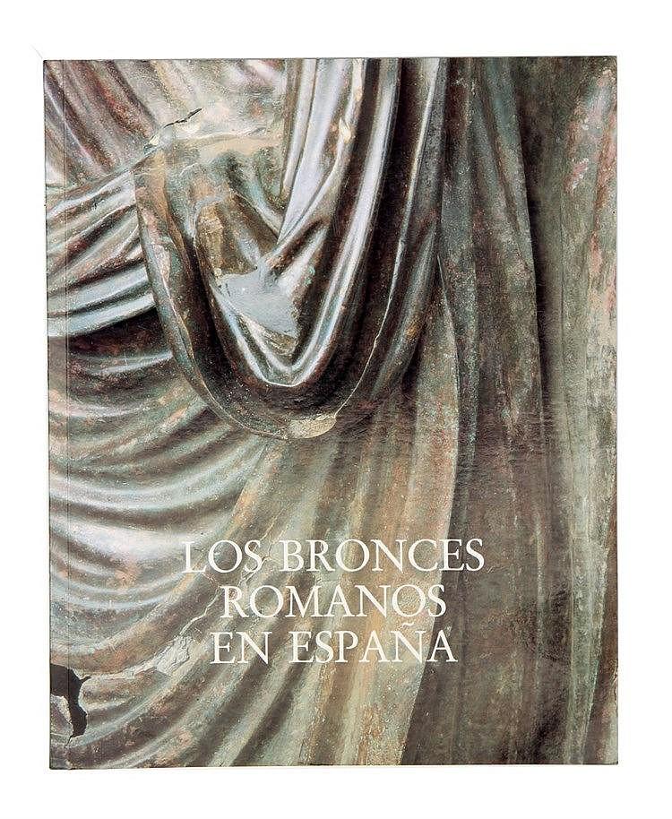 Book - Los Bronces Romanos en España