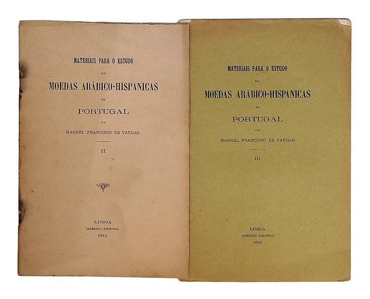 Book - Moedas Arábico-Hispanicas em Portugal