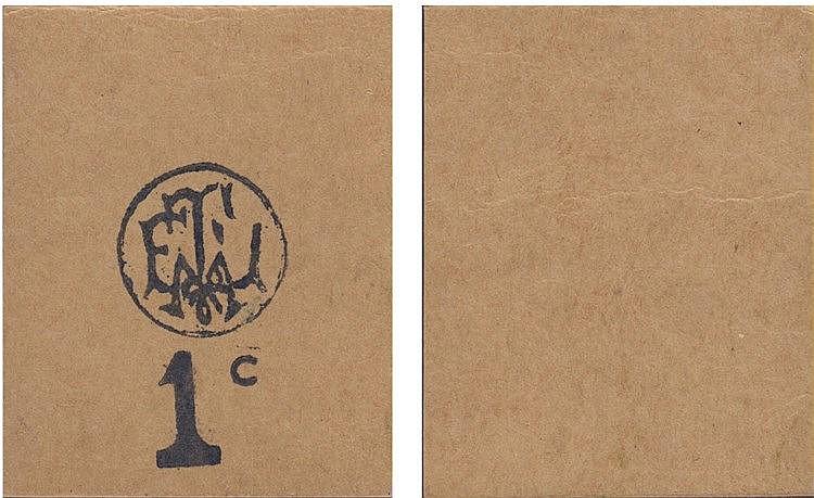 Cédula - Lourenço Marques (Moçambique) 1 Centavo N/D