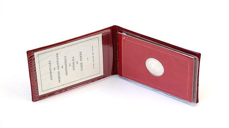 Cape Verde - 250$00 1976