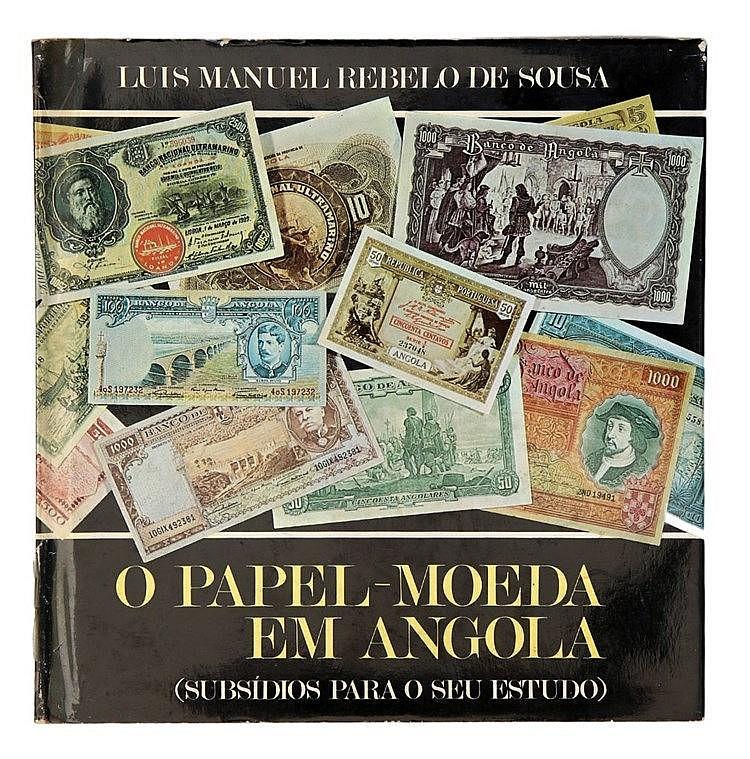 Book - O Papel-Moeda em Angola