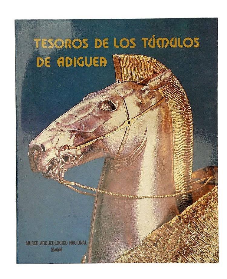 Book - Tesoros de los Túmulos de Adiguea