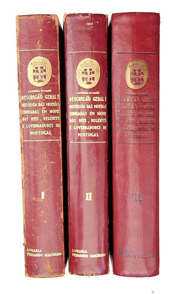 Book - Descrição Geral e Hist. Das Moedas Cunhadas (…) de Portugal