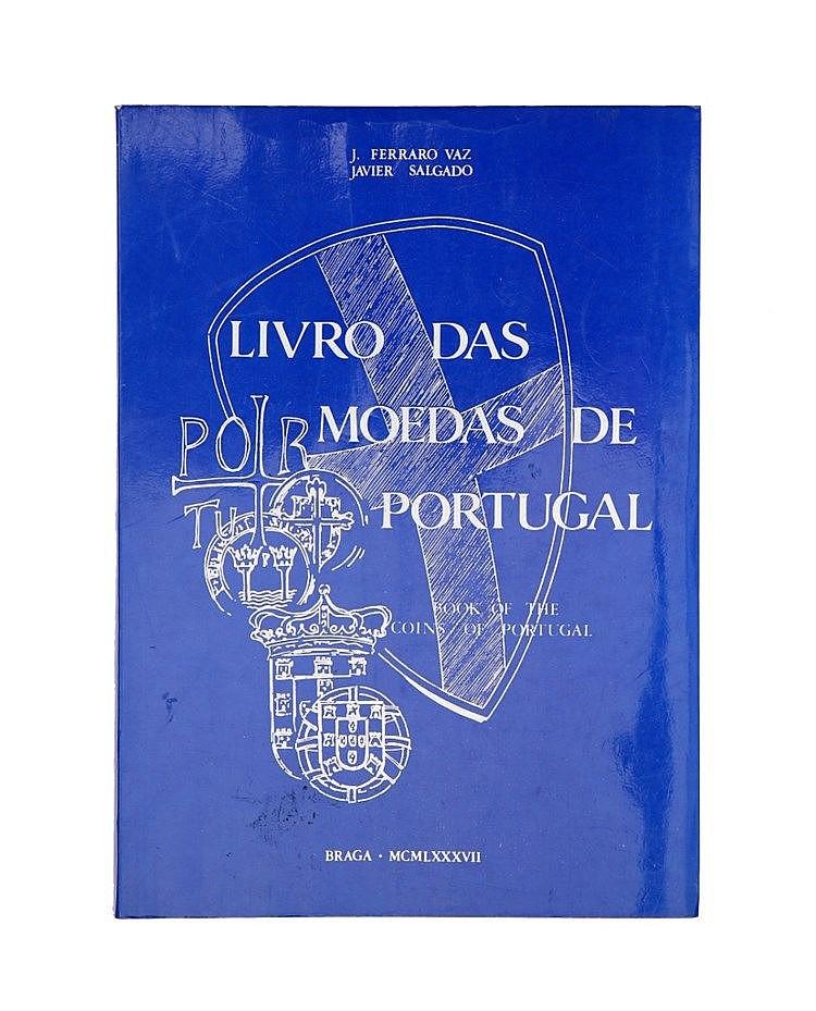 Book - Livro das Moedas de Portugal