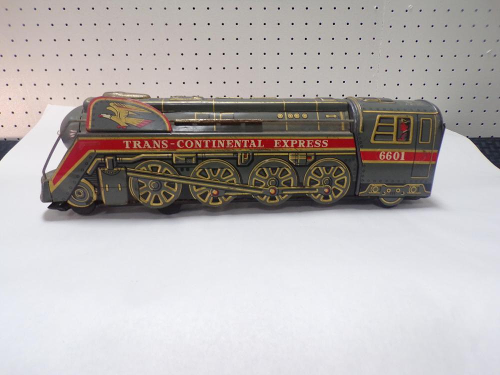 Trans Continental Express 6601