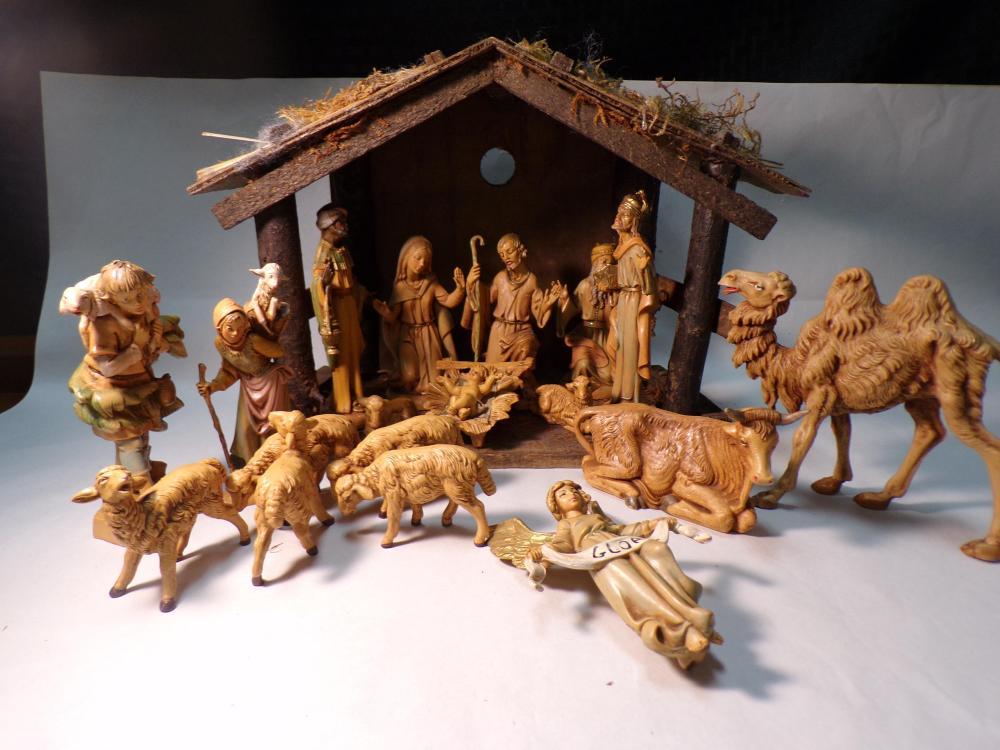Italian Fontanini Nativity
